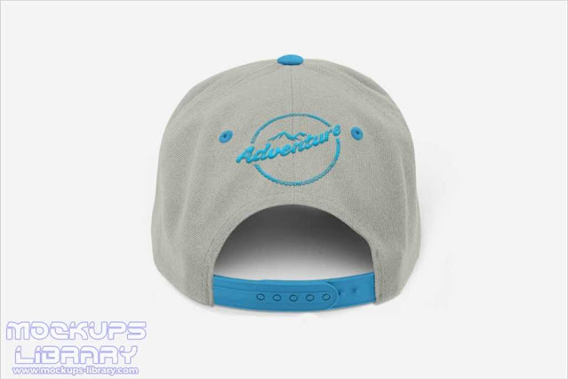 Cap Back Mockup Design