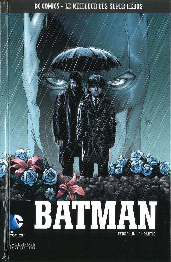 BATMAN TERRE UN (DC COMICS LE MEILLEUR DES SUPER-HEROS TOME 82 CHEZ  EAGLEMOSS). Il n est pas ... 34f82f94ecc4