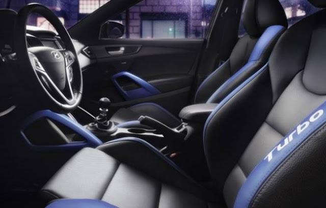 2018 Hyundai Veloster Turbo Specs