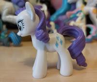 My Little Pony Bridesmaid Rarity Egmont Magazine Figure