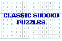 Classic Sudoku Puzzles