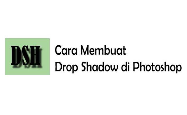 Gambar Utama Cara Mudah Membuat Drop Shadow Photoshop
