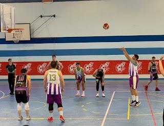 El CB Baeza cumple el trámite y espera resultados para conocer sus rivales en semifinales por el título de Liga Provincial Masculina