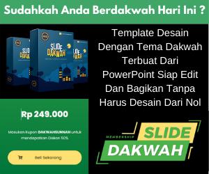 Slide Dakwah