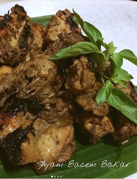 resep ayam, resep ayam bakar, masakan rumahan, resep masakan