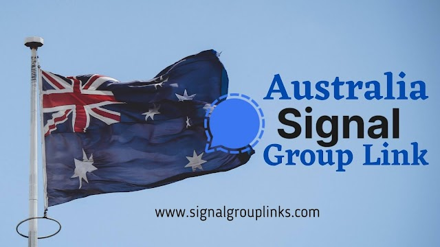 100+ New Australia Signal Group Link For You