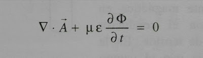 Condicion de Lorentz