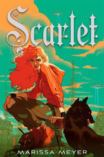 Scarlet | Crónicas Lunares #2 | Marissa Meyer | Hidra