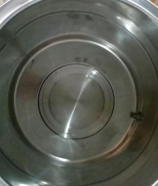 Đĩa điện trở nhiệt của nồi nấu phở tại Sài Gòn
