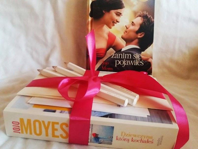 mole książkowe uwielbiają prezenty!