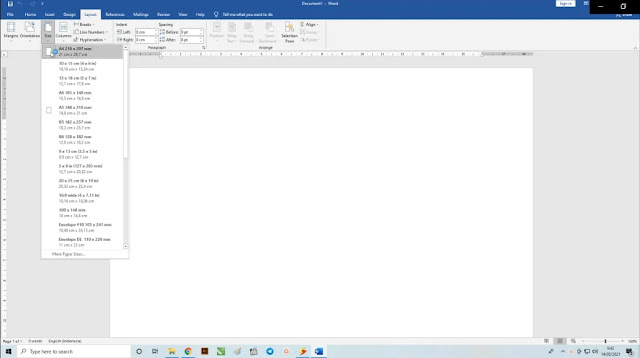 Cara Mudah Membuat Kartu Siswa Micorosoft Word Menggunakan Mailing Merge