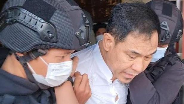 Polisi: Munarman Terlibat Baiat di Tiga Lokasi