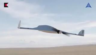 Drone Terbaru Rusia Diuji Coba Di Suriah