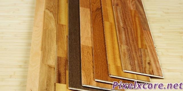 jenis lantai kayu sintetis - spc