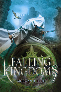 Falling Kingdoms (Falling Kingdoms #1) by Morgan Rhodes