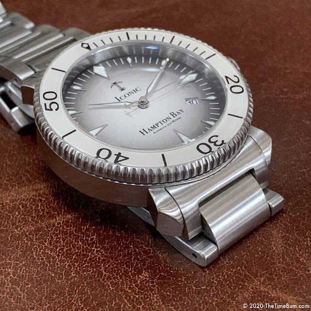 Iconic Timepieces Halocline