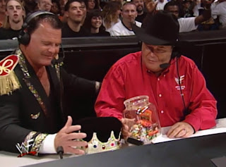 WWE / WWF Summerslam 2000 - Jerry 'The King' Lawler and Jim Ross called the event