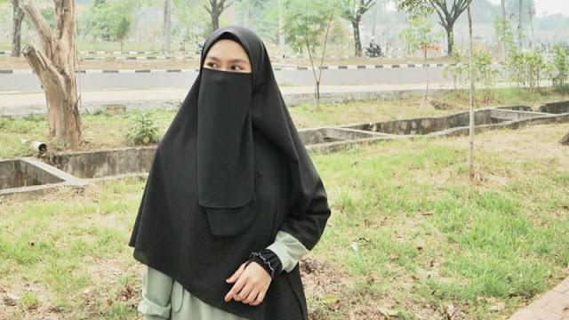cewek muslimah