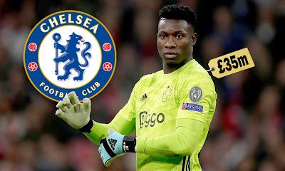 Chelsea săn thủ thành Ajax, Atletico Madrid tranh sao với Juventus