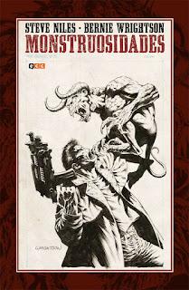 """Cómic: Reseña de """"Monstruosidades"""", de Steve Niles y Bernie Wrightson [ECC Ediciones]."""