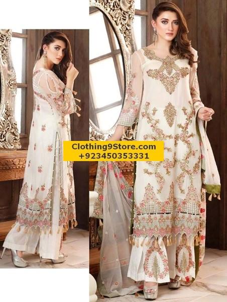 pakistani fancy dresses online shopping