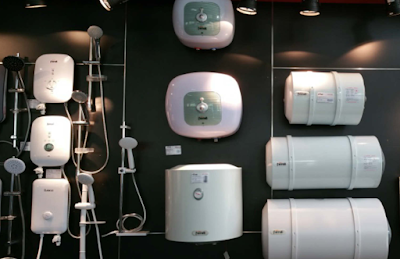 Jasa pasang dan service water heater berbagai merk di Cirebon