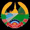 Logo Gambar Lambang Simbol Negara Laos PNG JPG ukuran 100 px