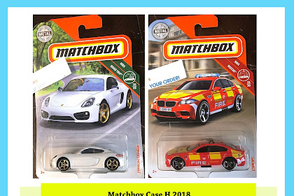 Matchbox Case H 2018