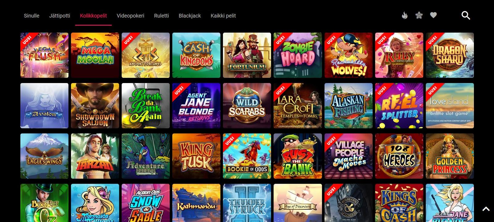 Spin Casino Slots