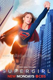Supergirl – Temporada 5 (2019) [Latino-Ingles] [Hazroah]
