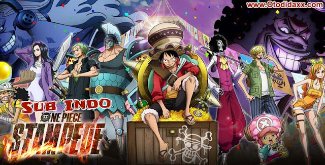 download one piece stampede sub indo