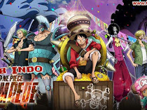 Streaming & Download One Piece Stampede Sub Indo Bluray