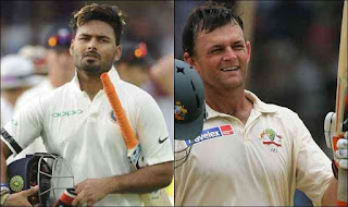 Pant vs Gilchrist: Pant has played 9 test matches so far, See who is most dangerous