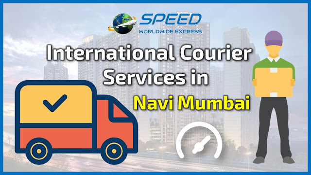 International Courier Services in Navi Mumbai