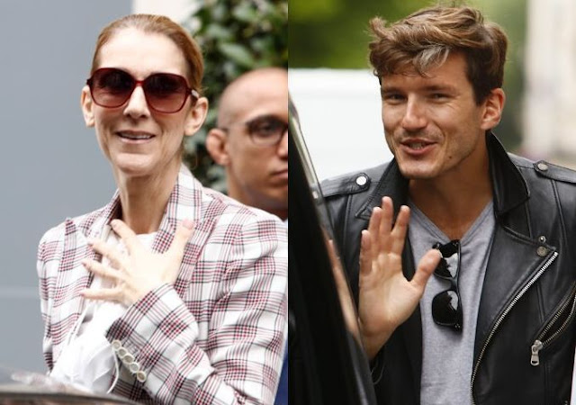 Celine Dion Spark Dating Rumor With Backup Dancer Pepe Munoz?