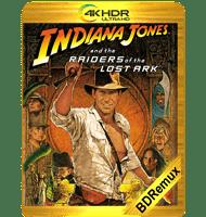 INDIANA JONES Y LOS CAZADORES DEL ARCA PERDIDA (1981) BDREMUX 2160P HDR MKV ESPAÑOL LATINO
