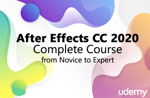 After Effects CC 2020 Complete Course