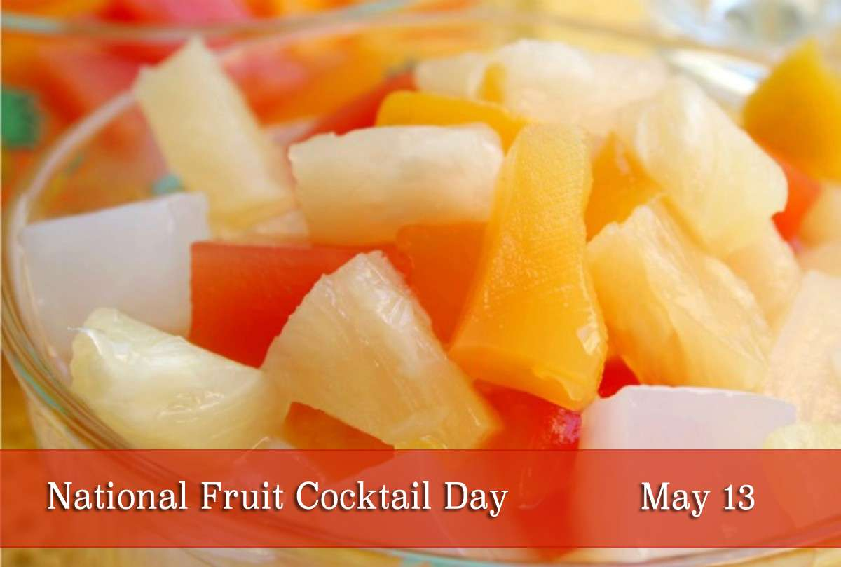 National Fruit Cocktail Day Wishes Awesome Picture