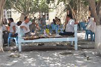 Uzbekistan, Bukhara, topchan, © L. Gigout, 2012