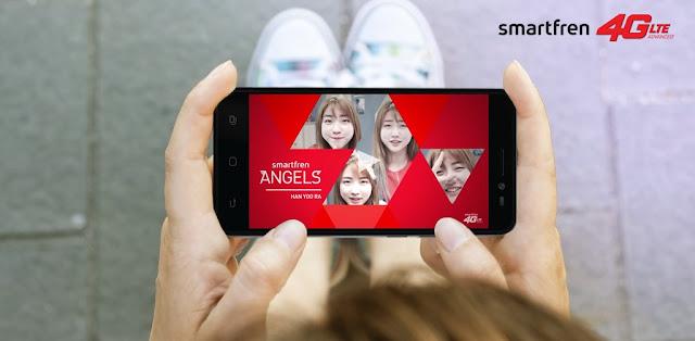 Paket Streaming Video Dari Smartfren