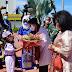 Kedatangan Ny. Nanny Hadi Tjahjanto di Kota Padang  Disambut Langsung  Ibu Pangdam I/BB Didampingi Danrem 032/Wbr