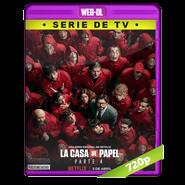 La casa de papel (2020) Temporada 4 Completa WEB-DL 720p Español