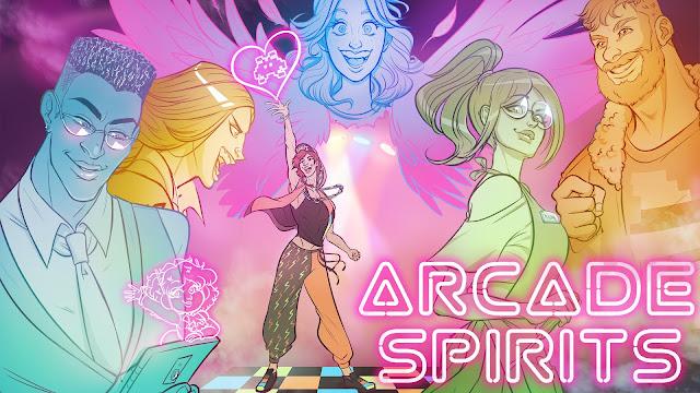 portada de arcade spirits