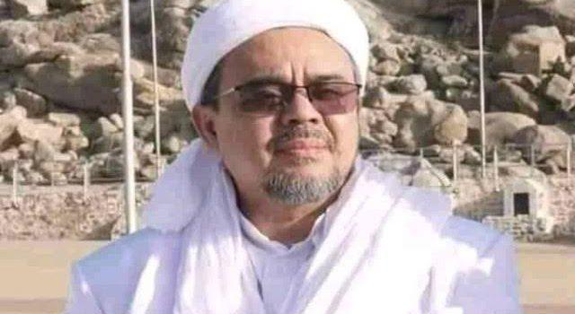 Imbauan Habib Rizieq Shihab di Tengah Tingginya Kasus Covid-19 di Indonesia