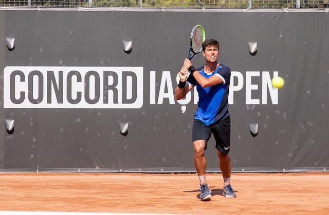 João Menezes tênis Iasi Romênia tênis