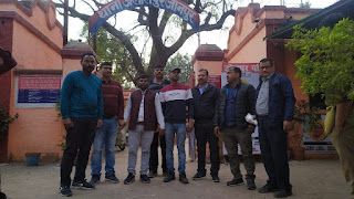 एन्टीकरेप्सन टीम ने 18हजार रूपये के साथ रंगेहाथ लेखपाल को किया गिरफ्तार #NayaSaberaNetwork