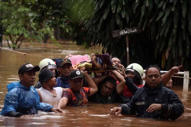 Banjir Jabodetabek, 43 Orang Dilaporkan Meninggal Dunia