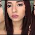 Maquillaje con tonos calidos