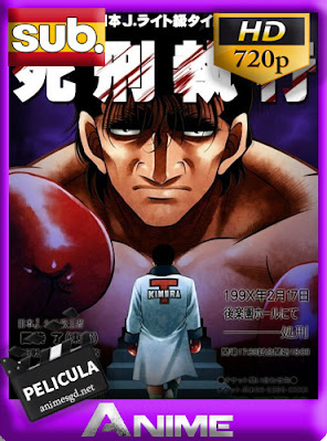 Hajime no Ippo – Mashiba vs Kimura (2003) [Subtitulado] [720p] [GoogleDrive] AioriaHD