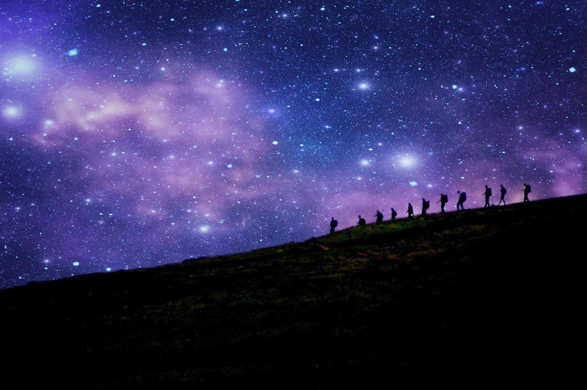 美しすぎる星空の壁紙まとめ 高解像度2560px Idea Web Tools 自動車とテクノロジーのニュースブログ